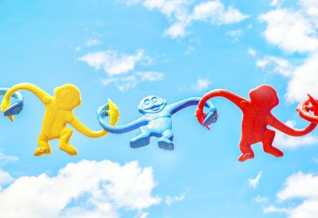 monkey chain design