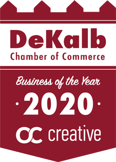 DeKalb Chamber of Commerce Business of the Year 2020