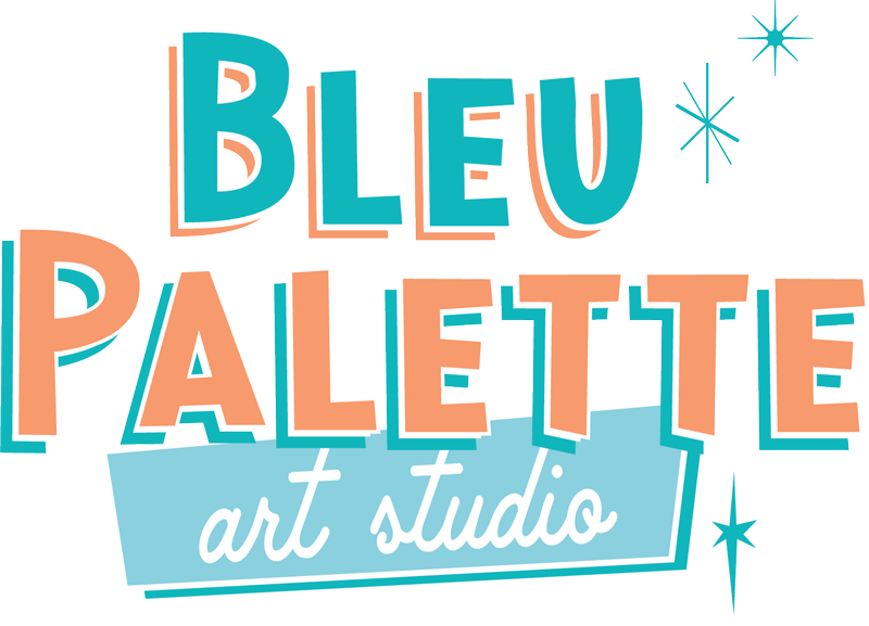 Bleu Palette logo